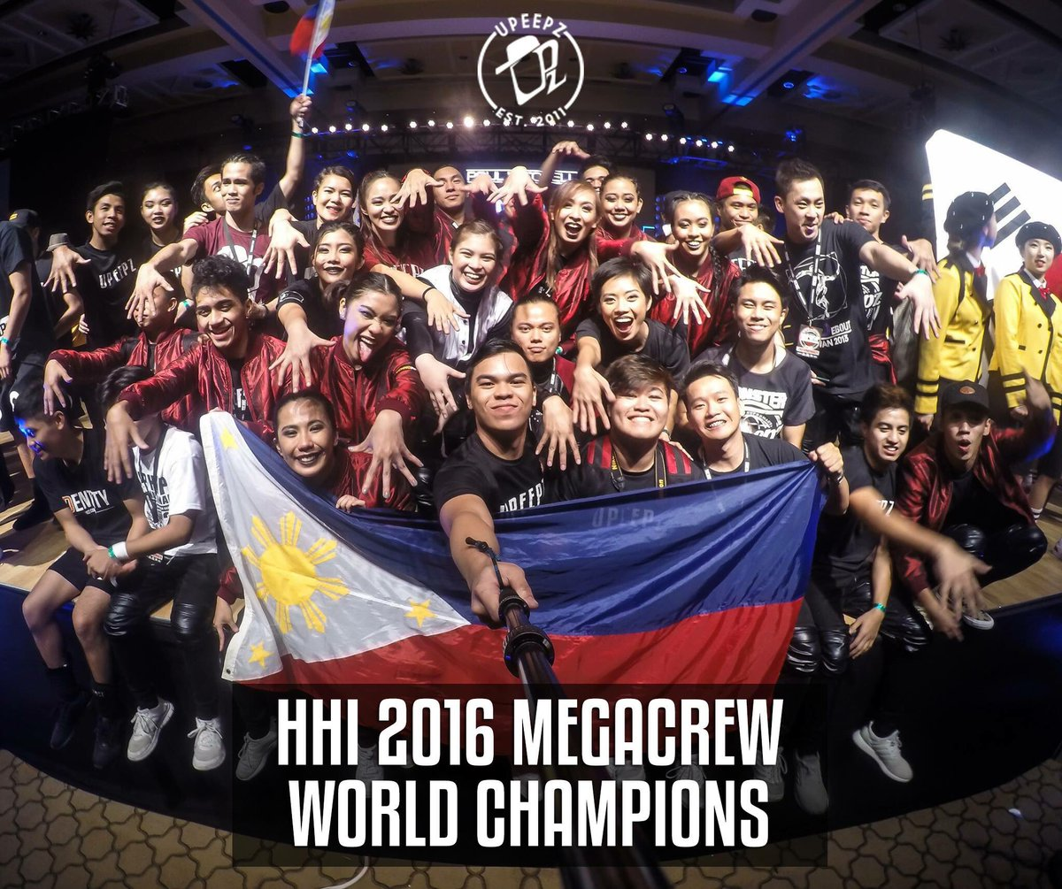 Philippine Reps Win Big at World Hip Hop Dance Championship