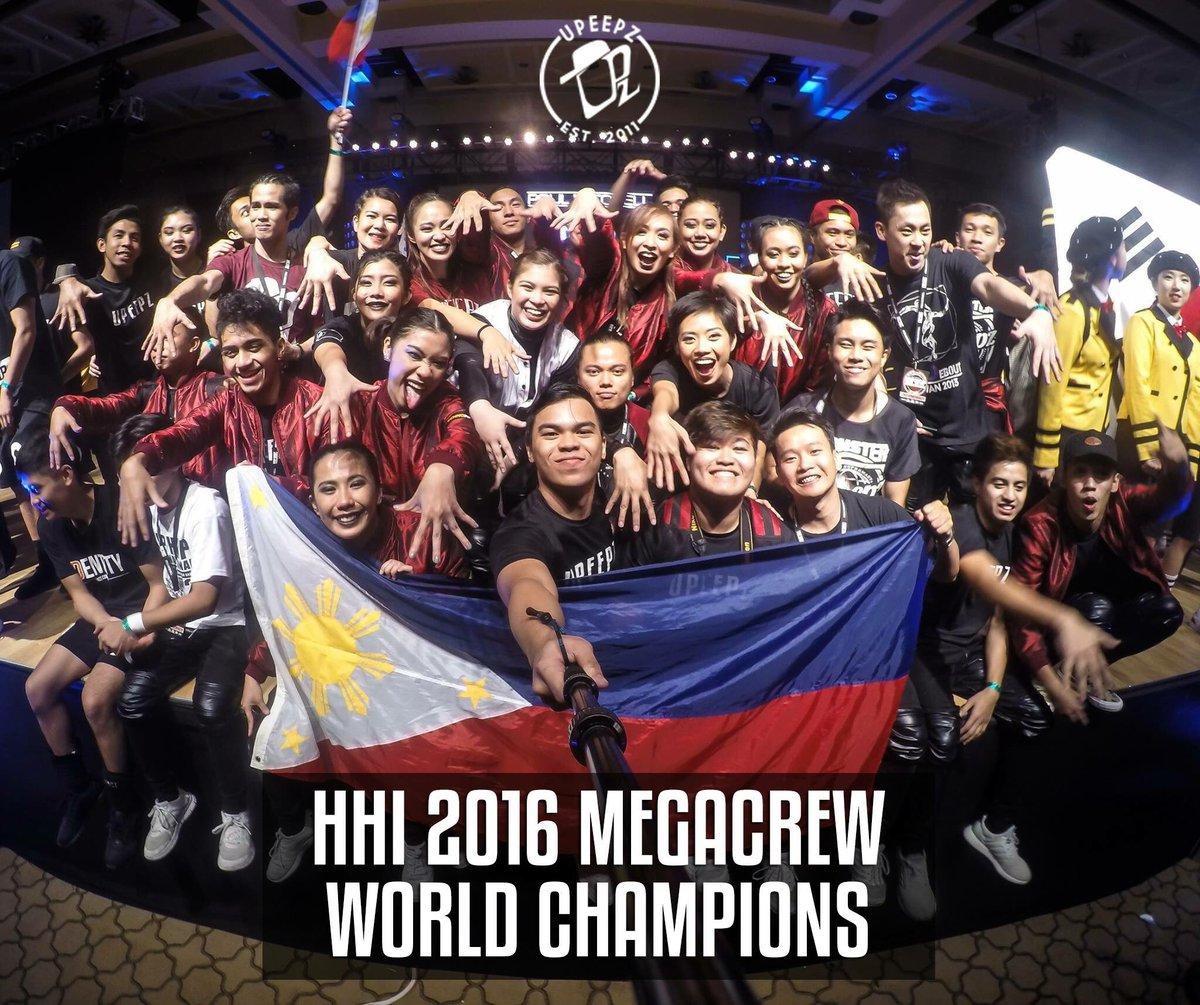 Philippine Reps Win Big at World Hip Hop Dance Championship