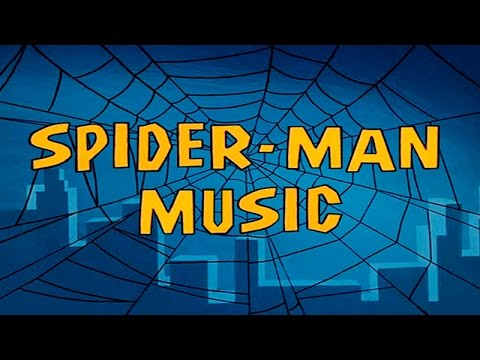 Enjoy The Jazzy Sounds Of The 1960s Spiderman Cartoon
