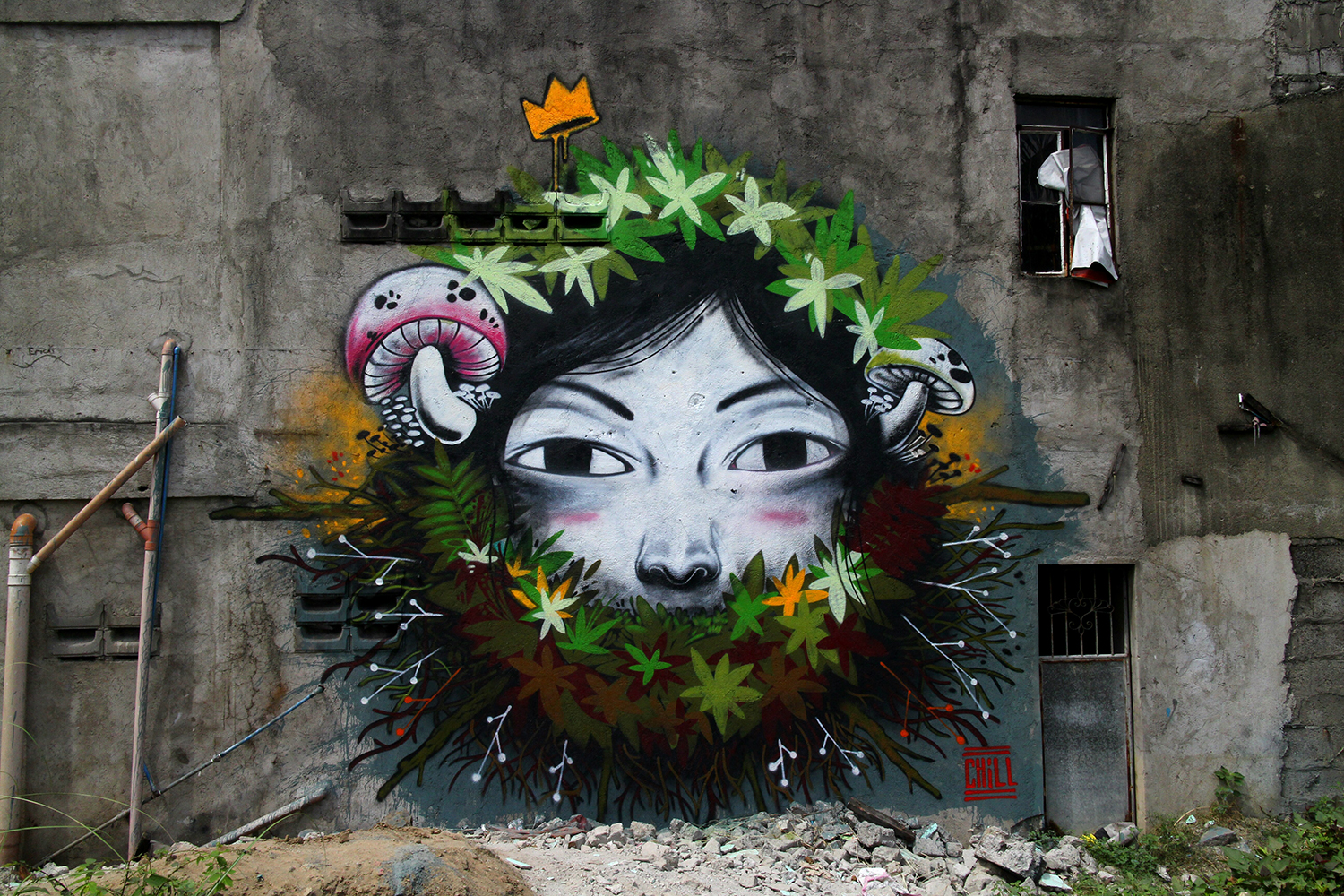 Pilipinas Street Plan and the state of local street art