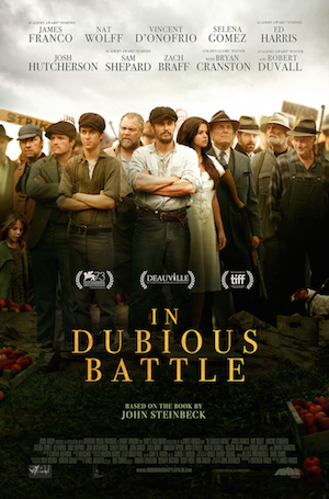 john steinbecks in dubious battle essay
