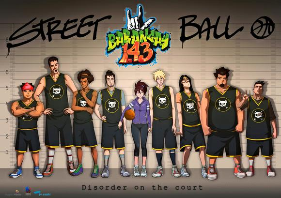 Barangay 143 Will Be the First Philippine-Made Anime Set in the Philippines