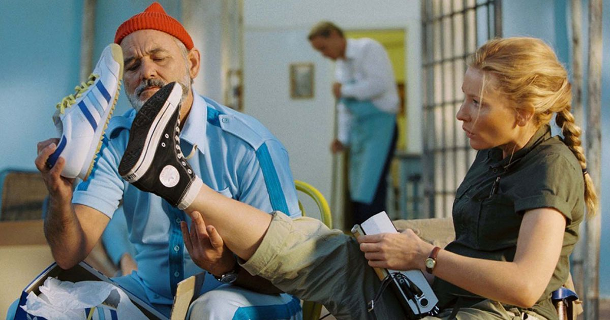 You can now complete your 'Life Aquatic with Steve Zissou' costume with these shoes