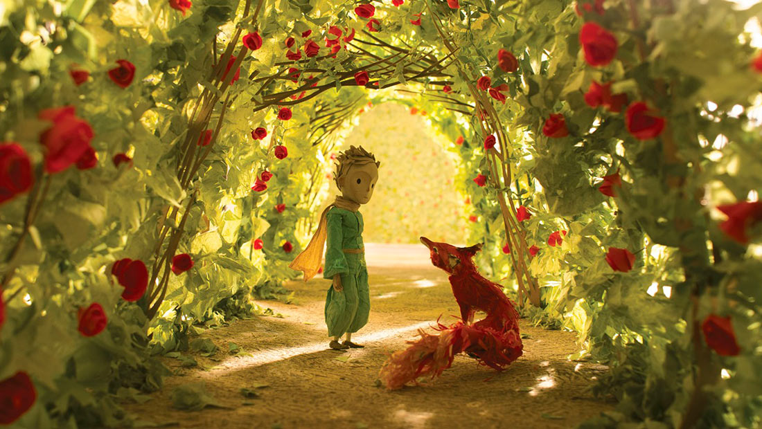 Netflix Reveals The Little Prince A In New Trailer