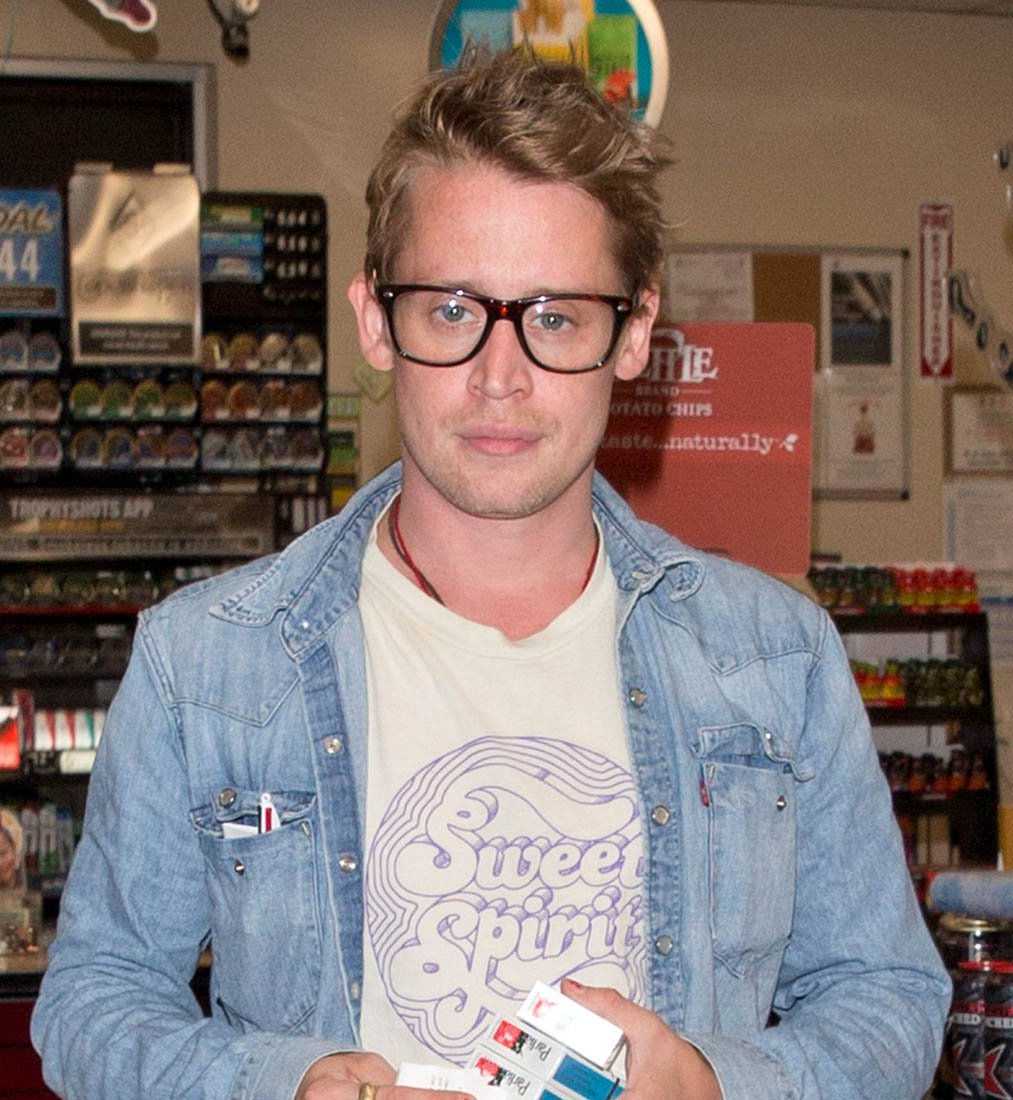Macaulay Culkin just got the ultimate glow-up of the year so far