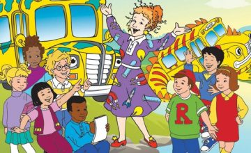 Ms. Frizzle is retired in the new 'The Magic School Bus' reboot
