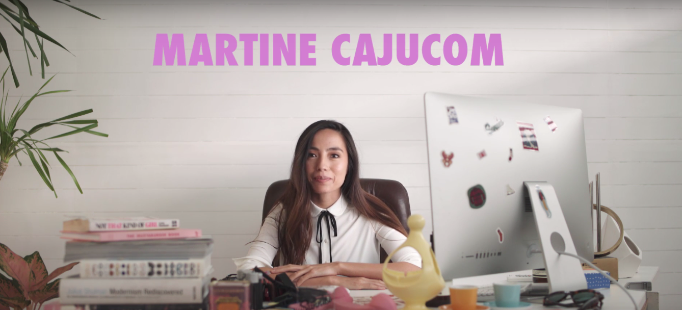 Quick Questions With Martine Cajucom