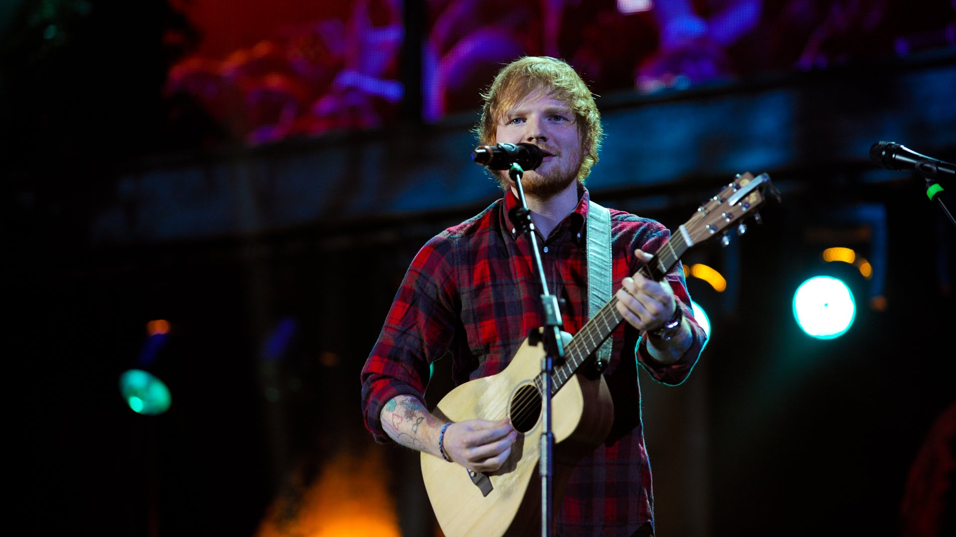 Ed Sheeran is Getting Sued for Copyright Infringement