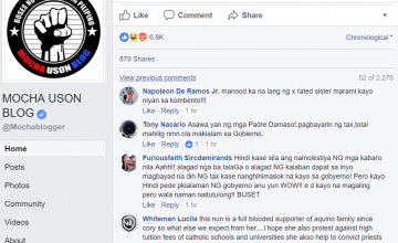 Are Mocha Uson's supporters even real?