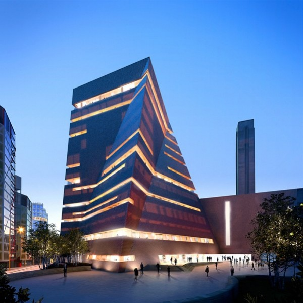 The Tate Modern Re-opens With A Brand New Museum Building