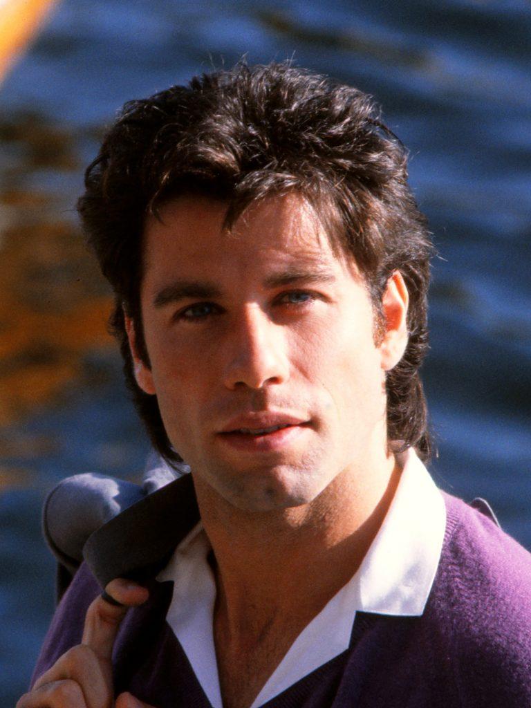 Hello 80s John Travolta