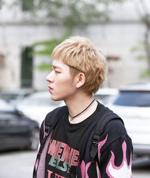 Exo Baekhyun Hairstyle - Jurupulih x