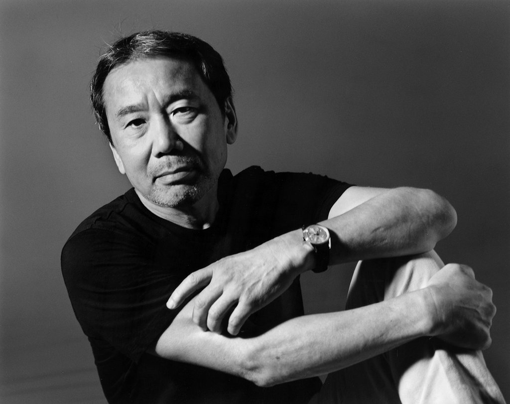 You Might Get To Run Beside Haruki Murakami Soon