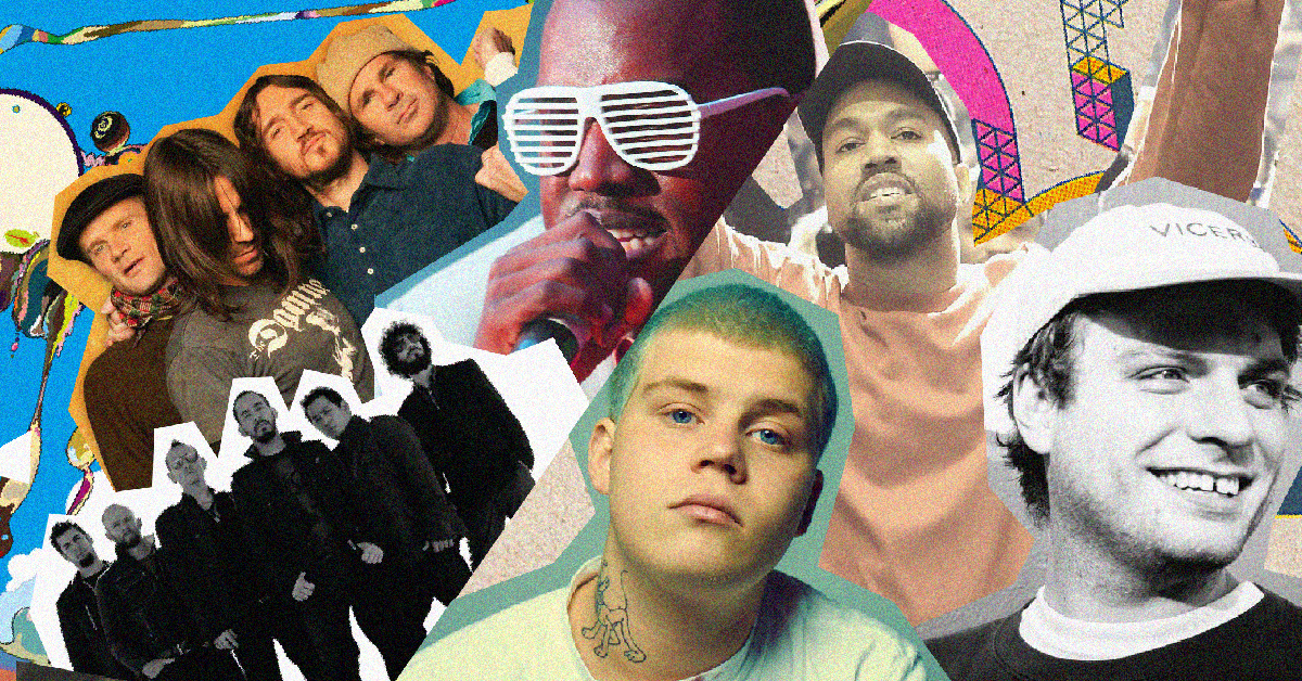 Why Our Taste In Music Has Changed So Much In A Decade