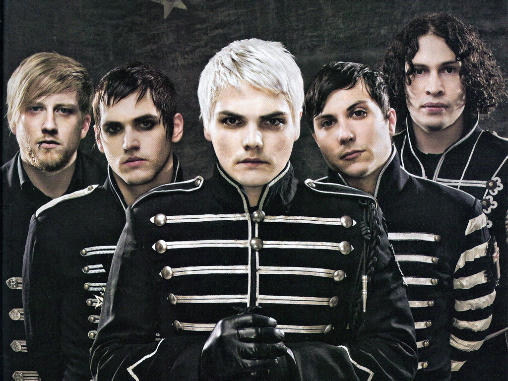 My Chemical Romance's The Black Parade Gets A Reissue For Its 10th Anniversary