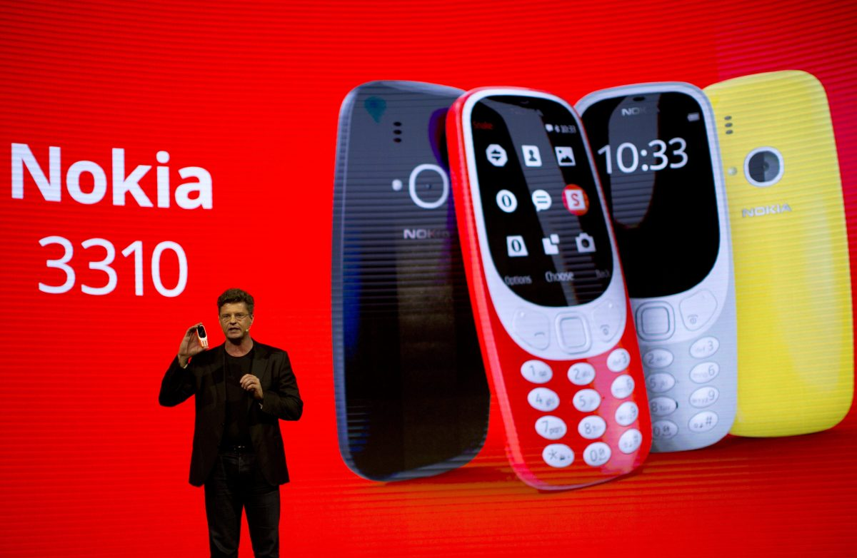 The Biggest Phone News This Year Is About, Uh, A 2000s Relic