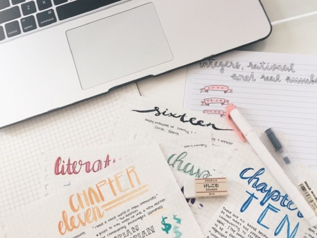 Make your college life easier with this note taking trick
