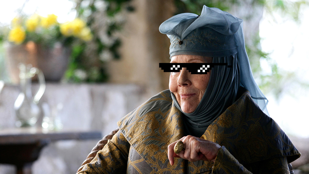 Nobody could handle Olenna Tyrell in the latest Game of Thrones episode