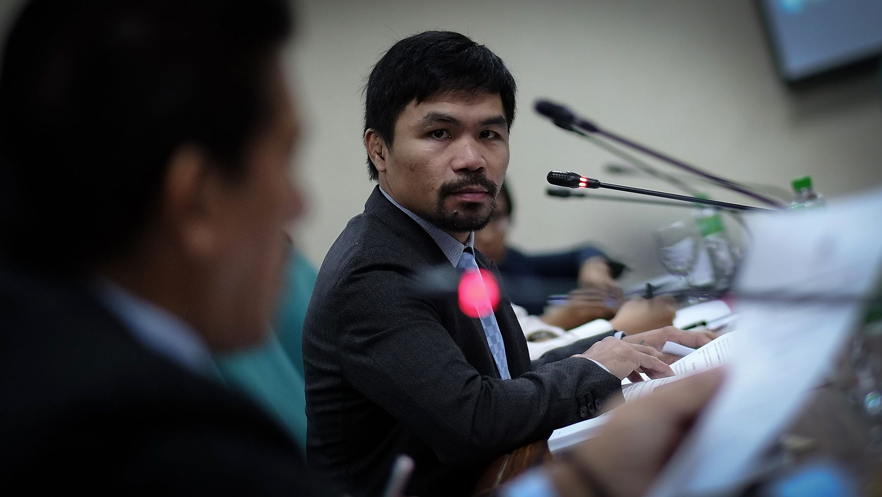 If Manny Pacquiao Is Our Jar Jar Binks, What Should Happen To Him Next?