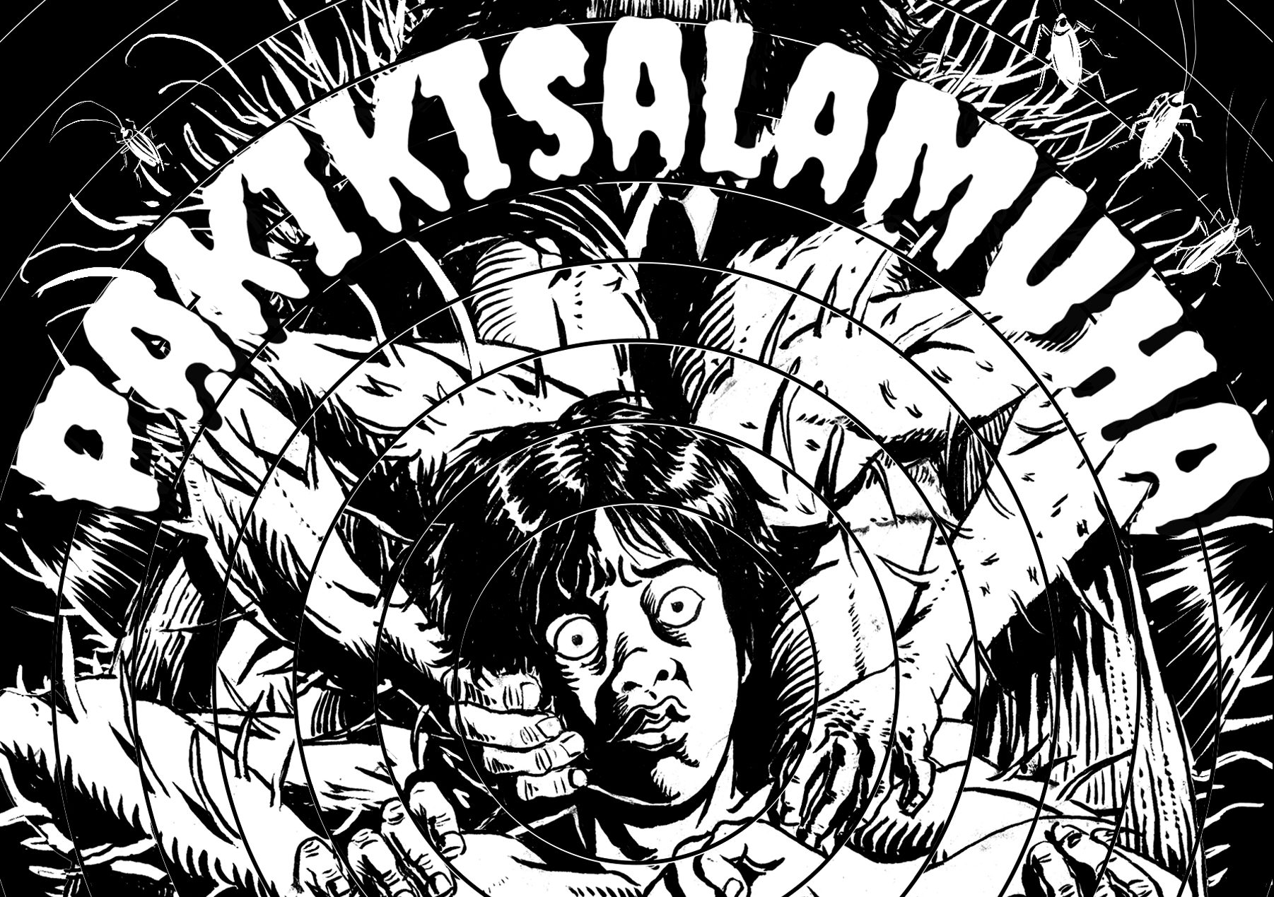 Mervin Malonzo's komiks aren't like your grandpa's old strips