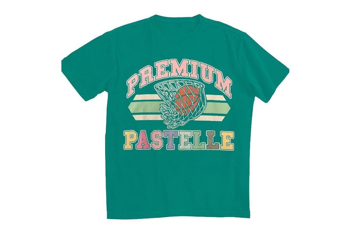 Kanye's Pastelle Clothing Line Is Coming This May