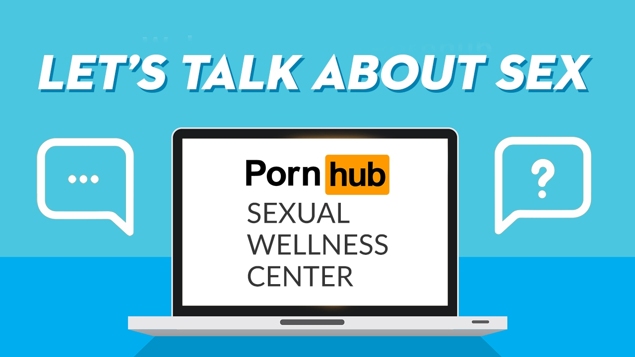 Pornhub's Sex Education Project Is What We Need Right Now