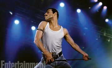 Rami Malek is killing it as Freddie Mercury in 'Bohemian Rhapsody'
