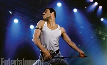 Rami Malek is killing it as Freddie Mercury in 'Bohemian Rhapsody'