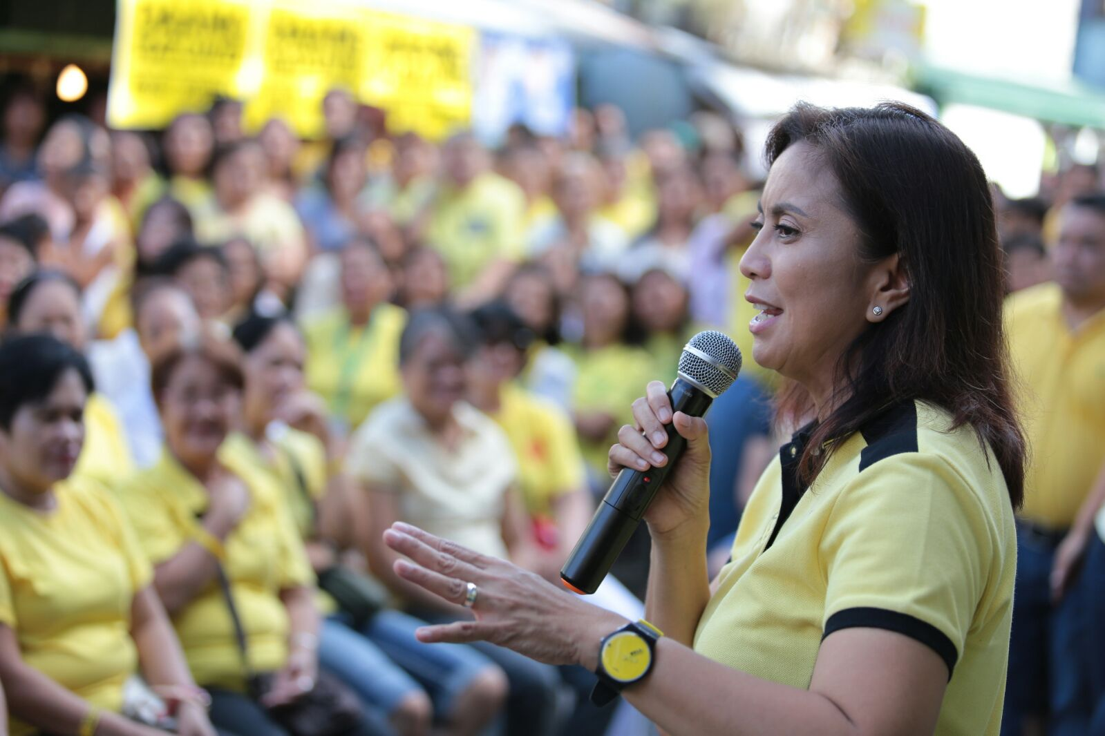 Vice President Robredo Seems Like The Only Sane Person In The Executive Branch Right Now