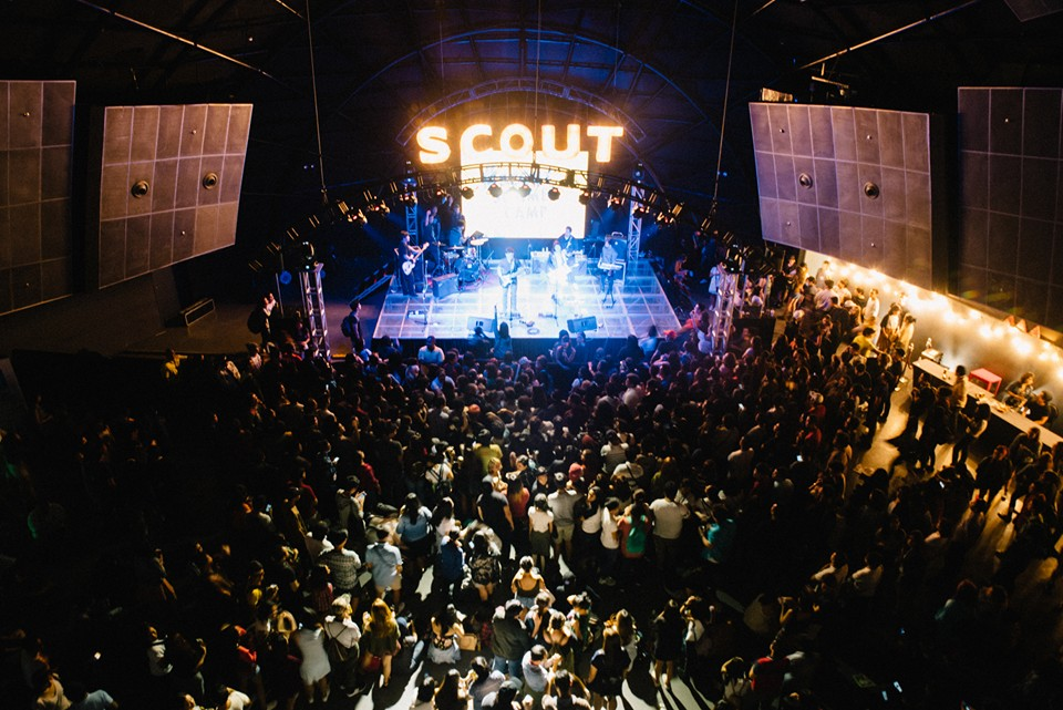 5 reasons why you can't miss this weekend's Scout Music Fest