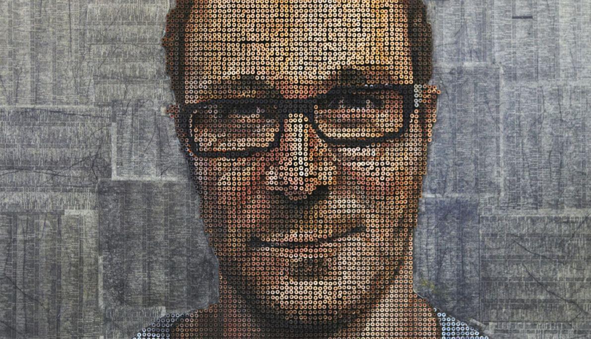 An Artist Made a Blind Man See