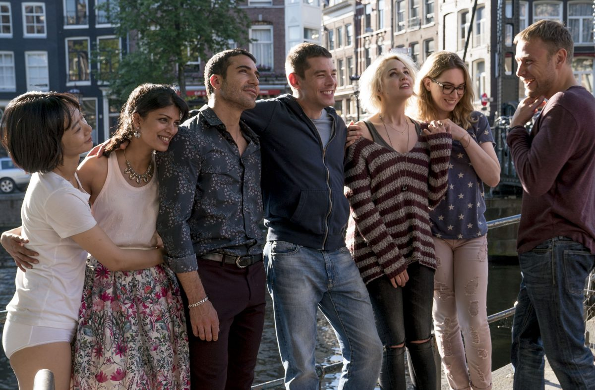 Sense8 is getting a two-hour special next year