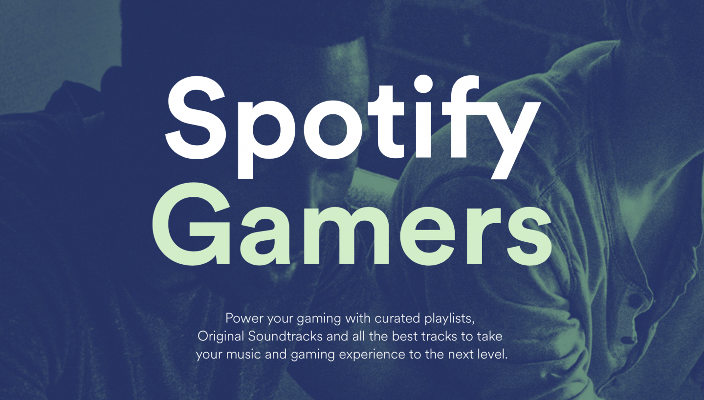 Relive Gamer Memories Through Spotify's Latest Section