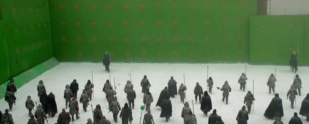 Get behind the scenes of 'Game of Thrones' in this spin-off