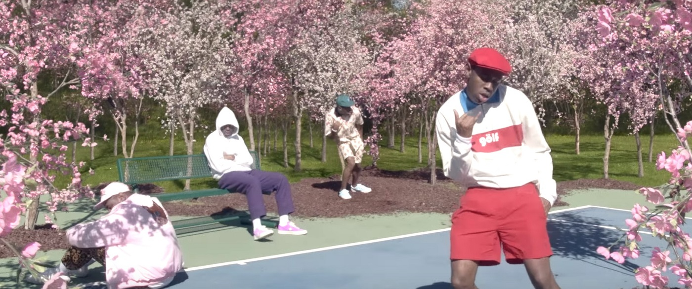 Is Tyler, the Creator coming out of the closet with 'Scum Fuck Flower Boy'?