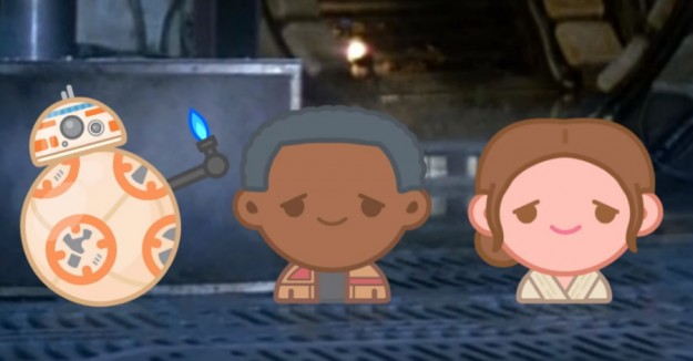Here's Star Wars: The Force Awakens Retold By Emoji