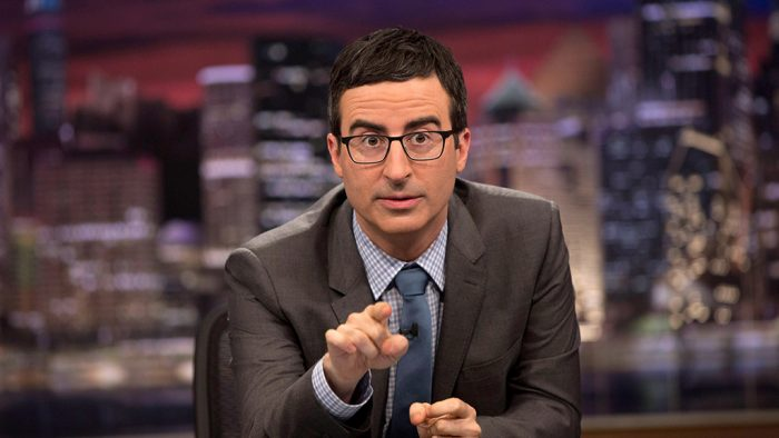It Finally Happened: John Oliver Takes Down Duterte