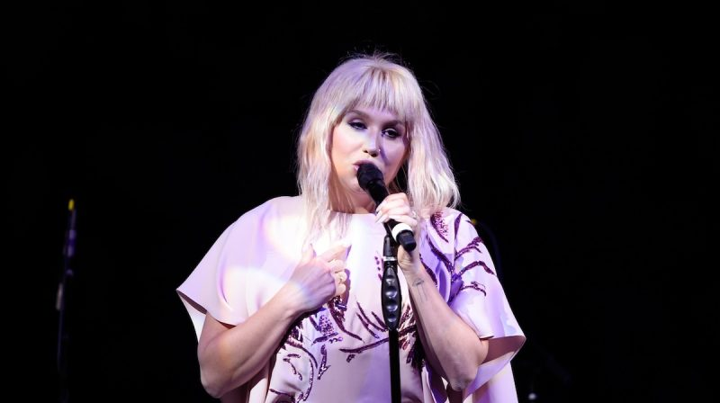 "Kesha's Cover Of Lady Gaga's ""Til It Happens To You"" Will Break Your Heart"