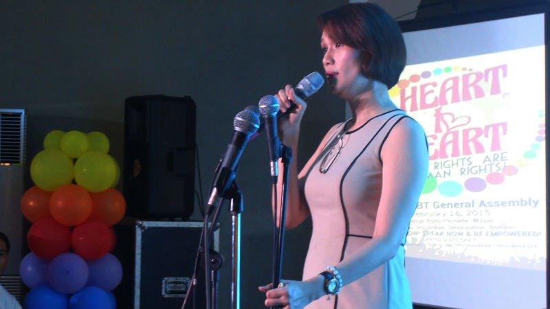Bataan Elects Geraldine Roman, The First Ever Transgender Congresswoman