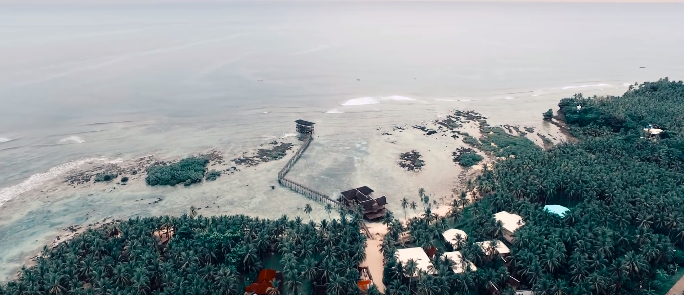 This Video Captures The Pure Bliss of Cloud 9 In Siargao