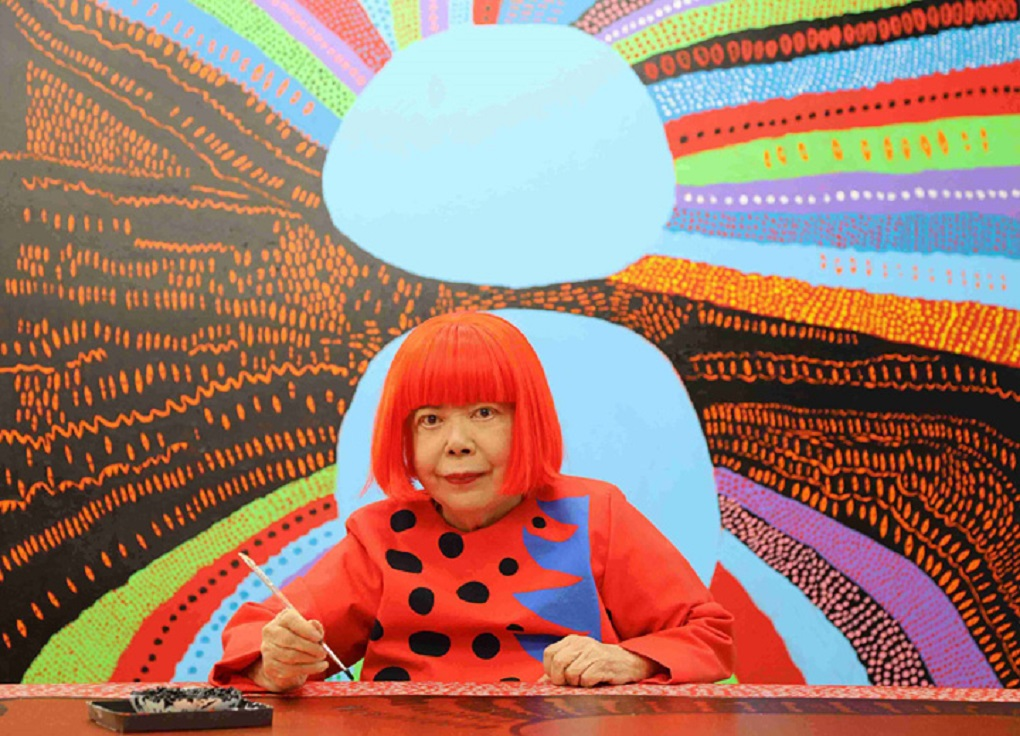 Yayoi Kusama Museum is coming in October