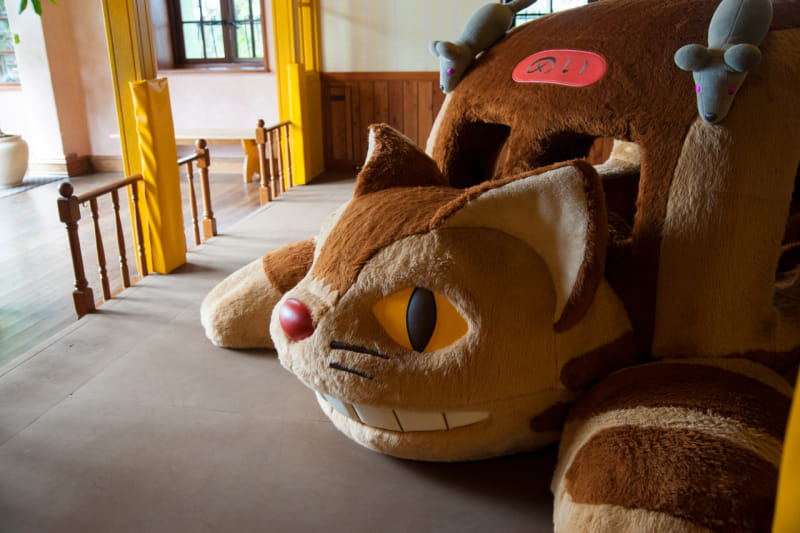 The Studio Ghibli Museum Is Getting A 'Life-sized' Catbus For Adults
