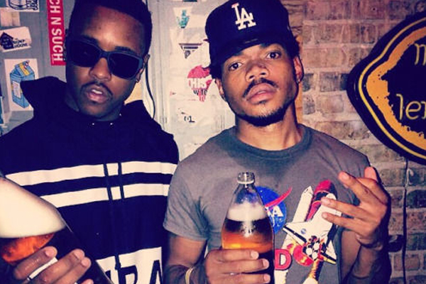 Chance The Rapper And Jeremih Dropped A Surprise Christmas Mixtape